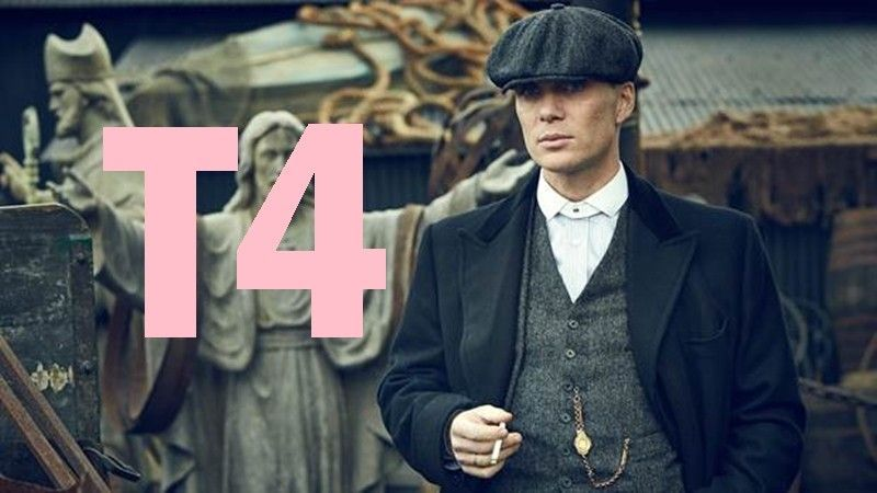 Peaky Blinders 4x06 - The Company